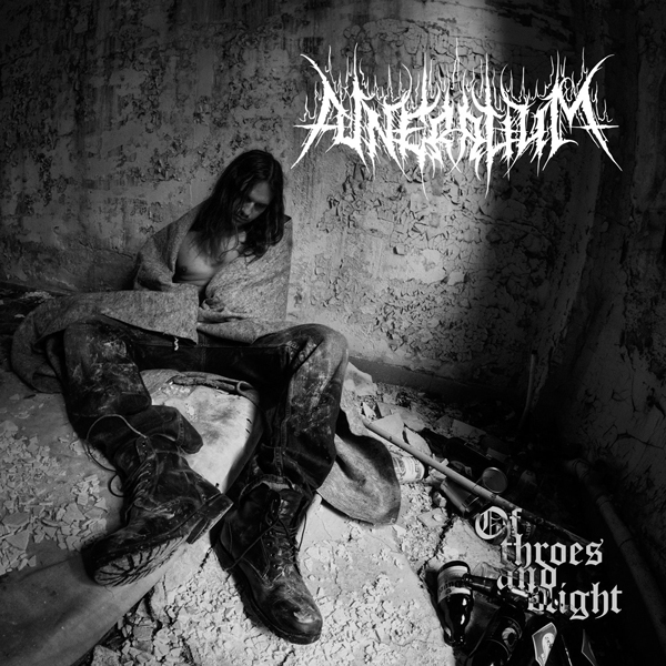Funeralium(Fra) - Of Throes and Blight - 2CD