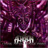 Acheron (USA) - Those Who Have Risen - CD