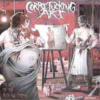 Corpse Fucking Art (Ita) - The Art Of Fucking Corpse - CD