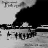 Deathspawned Destroyer (Fin) - War Blood Massacre - CD