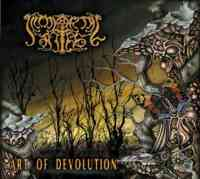 Immortal Rites (Ger) - Art Of Devolution - digi-CD