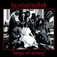 Incriminated (Fin) - Kings Of Misery - CD