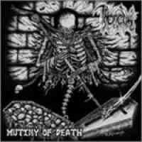 Throneum (Pol) - Mutiny Of Death - CD