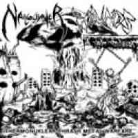 Nailgunner (Fin) / Wounds (Fin) - Split - CD