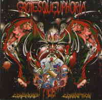 Grotesqueuphoria (USA) - Conquered By Corruption - CD