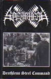 Spearhead (UK) - Deathless Steel Command - Pro Cover tape