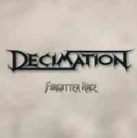 Decimation (USA) - Forgotten Race - CD