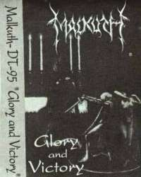 Malkuth - Glory And Victory - Pro Cover tape