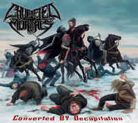 Crucified Mortals (USA) - Converted By Decapitation - digi-CD