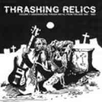 V/A - Thrashing Relics - CD