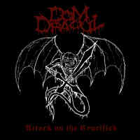 Dom Dracul (Swe) - Attack On The Crucified - digi-CD