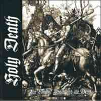 Holy Death (Pol) - The Knight, Death and the Devil - CD