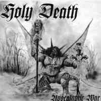 Holy Death (Pol) - Apocalyptic War - CD