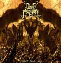 Dark Messiah (Gre) - Rise of Black Dawn - MCD
