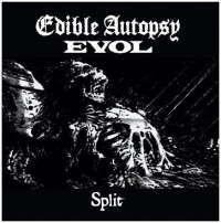 Edible Autopsy (Jpn) / Evol (Jpn) - Split - CD