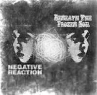 Beneath The Frozen Soil (Swe) / Negative Reaction (USA) - Split - CD