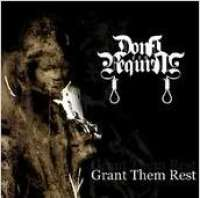 Dona Eis Requiem (USA) - Grant Them Pest - CDr