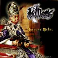 Killers (Fra) - Hamebus Metal - Pro cover Tape