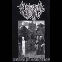 Nocturnal Vomit (Gre) - Divine Profanation - Pro-Cover tape