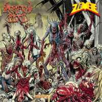 Sacrificial Blood (USA) / Zombie (USA) - Split - CD