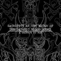 V/A - Sacrifice At The A;tar Of The Satanic Blood Angel - A Tribute To Von - CD