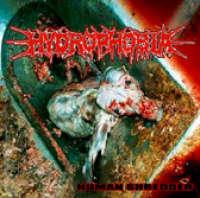Hydrophobia (Jpn) - Human Shredder - CD