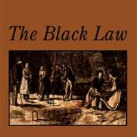 "The Puritan (Fin) - The Black Law - 12"" LP"