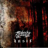 Majestic Downfall (Mex) / Ansia (Ita) - Split - CD