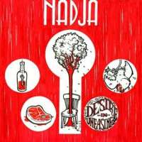 Nadja (Can) - Desire in Uneasiness - CD with gatefold paper sleeve