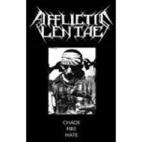 Afflictis Lentae (Fra) - Chaos Fire Hate - DIY tape