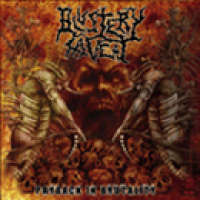 Blustery Caveat (Grc) - Payback in Brutality - CD