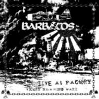 Barbatos (Jpn) - Live At Factory - CD