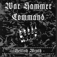 War Hammer Command (Bra) - Hellish Wrath - CD