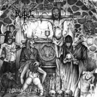 Nahual (Per) - Apostasy Act: Recrucifixion.Ritual.Revelation - CD