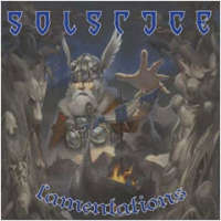 Solstice (UK) - Lamentations - CD