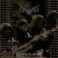 Zerstorer (Ger) - Declaration Of War - CD