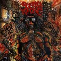 Splatter Whore (USA) - City of the Sleazehounds - CD