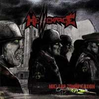 Hellcharge (Fra) - Nuclear Zombification - 7""