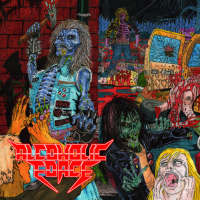Alcoholic Force (Col) - s/t - MCD