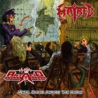 Antacid (Mal) / Hatred (Col) - Metal Chaos Around The World - CD