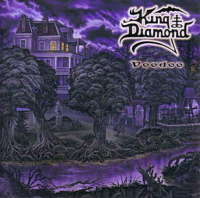 King Diamond (Den) - VooDoo - 2x 12""