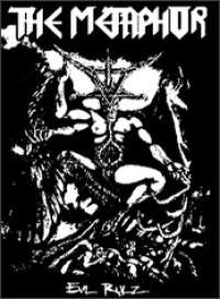 "The Metaphor (Chn) - Evil Rulz - 3"" CDR"