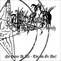 Witchmaster (Pol) - No Peace At All / Thrash Or Die - CD