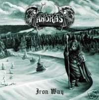 Andras (Ger) - Iron Way - CD