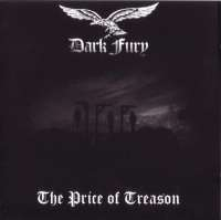 Dark Fury (Pol) - The Price of Treason - CD