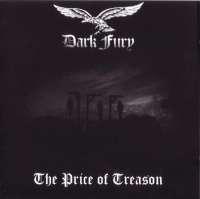 Dark Fury (Pol) - The Price of Treason - CD