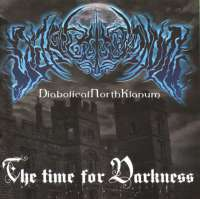 Diabolical North Klanum (Rus) - Time of Darkness - CD