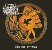 Unholy Archangel (Grc) - Obsessed by War - CD