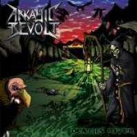 Arkayic Revolt (Can) - Death's River - CD