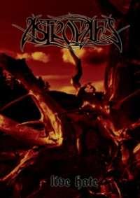 Astrofaes (Ukr) - Live Hate - DVD